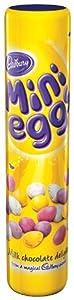 CADBURY Mini Eggs 120g/4.23oz (Suitable for Vegetarians)
