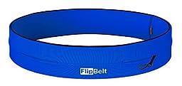 Level Terrain FlipBelt Waist Pouch, Royal Blue, Large/32\