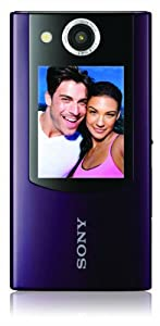 Sony Bloggie Duo Camera (Violet)