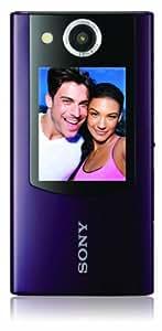 Sony Bloggie Duo Camera (Violet)