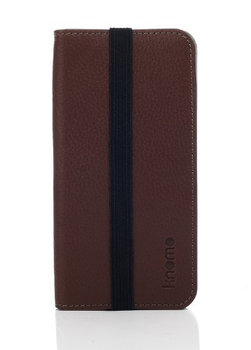 Special Sale Knomo Tech 90-949 Iphone 5 Case,Cognac,One Size