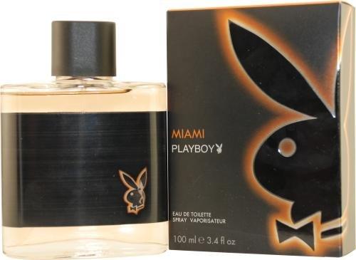 Playboy Miami for Him Eau De Toilette Spray 100 ml