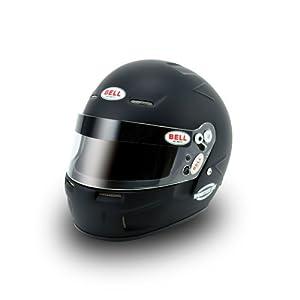 "Bell 2022041 Vortex GT Matte Black 7-3/8"" SA10 Helmet"