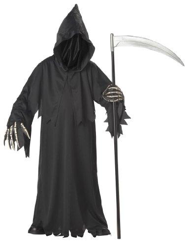 California Juguetes Disfraces Grim Reaper Deluxe, X-Large