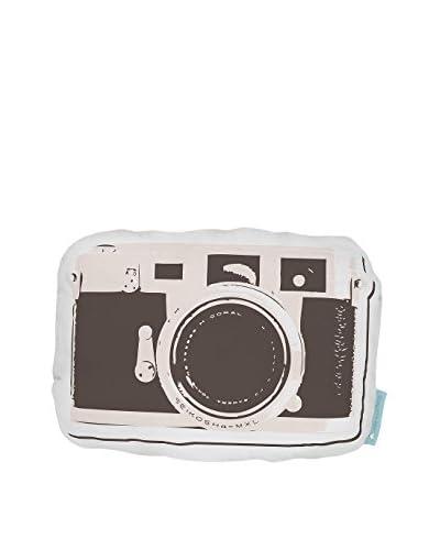 LITTLE NICE THINGS Cojín Camera 50X35 Cm