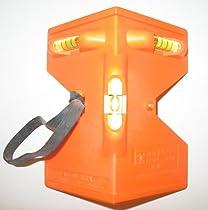 Johnson Level and Tool 175-O GloOrange Post Level