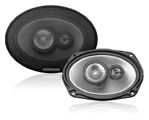 Kenwood Kfc-G6930 6 X 9 Inches 3-Way Car Speakers - Set Of 2