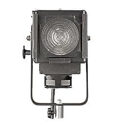 Hensel Focusable 11cm Fresnel Starspot 1500P Head with Modeling Lamp for Porty & Mini Power Packs, 1500 w/s Maximum.