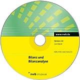 """NWB-Lernsoftware Bilanz und Bilanzanalyse 2.0von """"Verlag Neue..."""""""