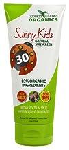 Goddess Garden Sunny Kids Natural Sunscreen SPF 30 6.0 Ounce
