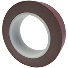 "Rulon Tape, 0.010"" Thick x 1"" Wide x  54 Feet Long with High Temperature Silicone Adhesive (1 Roll)"