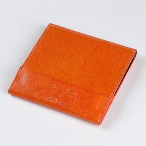 薄い財布 abrAsus(アブラサス)× Orobianco(オロビアンコ)代表デザイナー ジャコモ氏監修