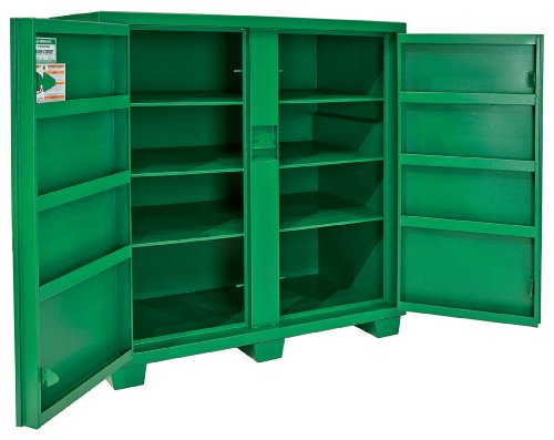 Greenlee 5760TD Utility Cabinet 2 Door 56 Inch By 60 Inch By 30 Inch Hardwa