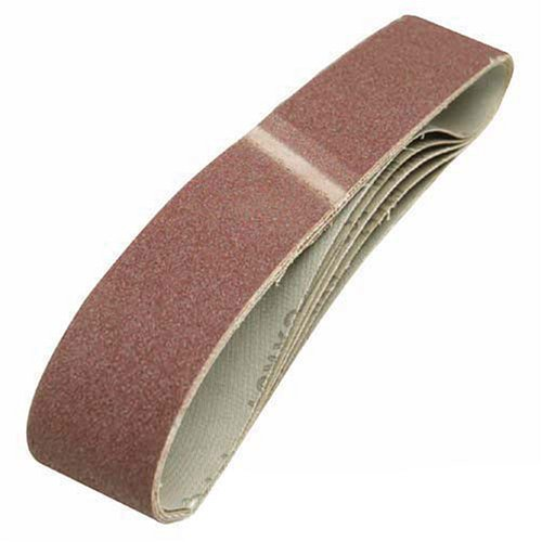 463484 Schleifband, 50 x 686 mm, 5er-Pckg. 80er-Körnung