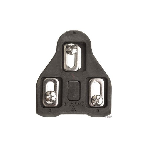 VP Components Black, fixed Look Cleats with hardware