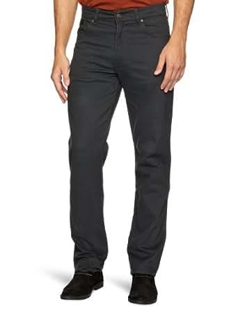 Wrangler Texas - Jeans - Droit - Homme, Bleu (Navy), 30W x 34L