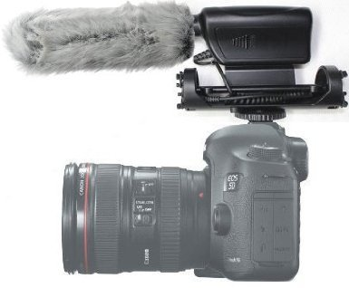 MegaGear Professional Shotgun Camcorder , Camera