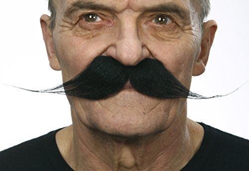 Larger than life moustaches 2pcs.