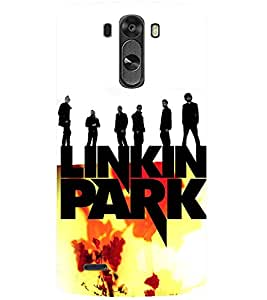 Evaluze music Printed Back Case Cover for LG G4
