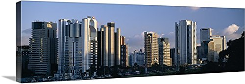 skyscrapers-in-a-city-citibank-itaim-bibi-sao-paulo-brazil-gallery-wrapped-canvas
