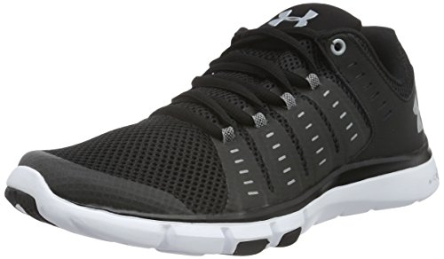 Under Armour Micro G Limitless Training 2, Herren Fitness-Schuhe, Schwarz (Black), 47 EU thumbnail