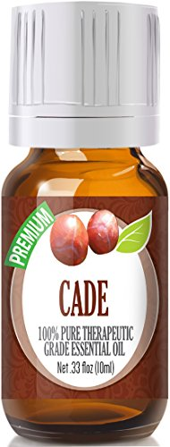 Cade 100% Pure, Best Therapeutic Grade Essential Oil - 10ml