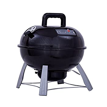 Char-Broil (13301719) Portable Kettle Charcoal Grill, Black