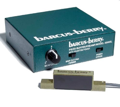 Buy Bargain Barcus Berry 4000 1-Key Grand Piano and Harp Planar Wave System