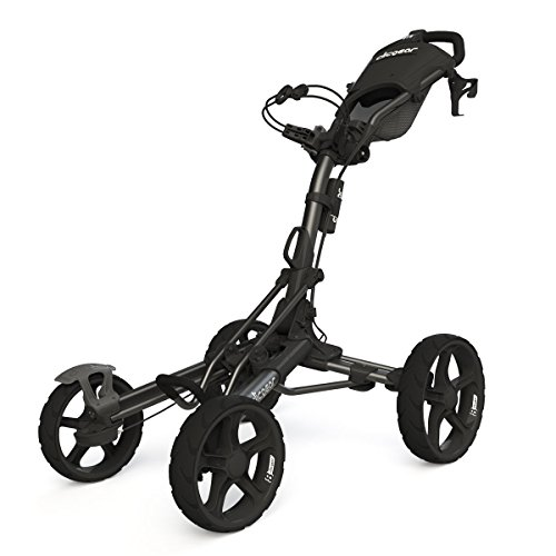 Clicgear Model 8.0 Golf Cart, Charcoal (Golf Trolley compare prices)