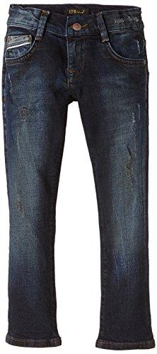 LTB Jeans Jungen Jeans Cooper, Gr. 176, Blau (Aneto Wash 3489)