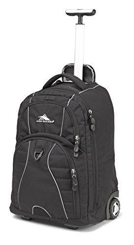High Sierra Freewheel Wheeled Book Bag