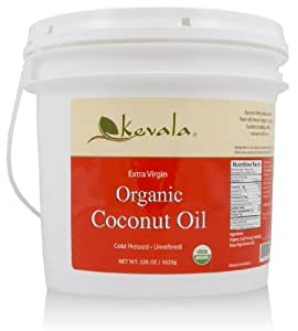 Virgin coconut oil preparation