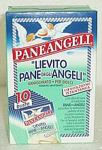 how to use paneangeli lievito