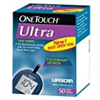 ONE TOUCH ULTRA 50'S TEST STRIPS