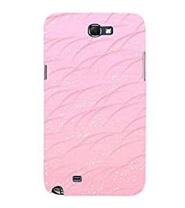 Fuson Premium Printed Hard Plastic Back Case Cover for Samsung Galaxy Note 2 N7100