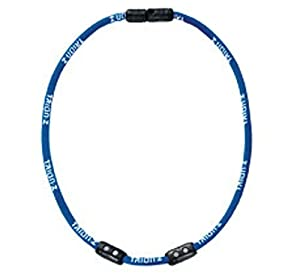 Trion Traditional Necklace (Blue, Small)