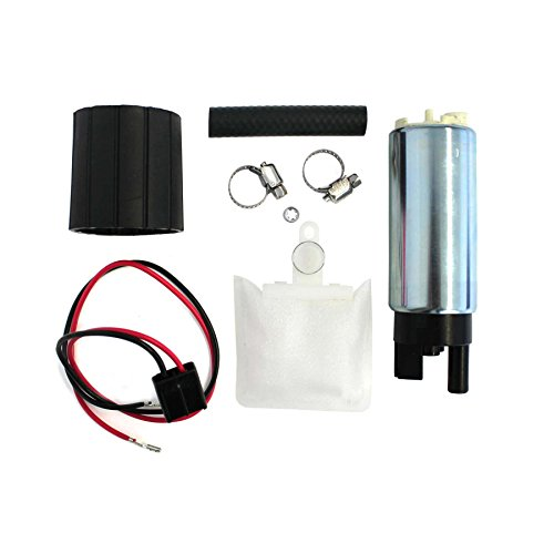 Gevog New High Performance Replacement 255LPH High Flow Electric Fuel Pump w/Installation Kit GSS342 (Fuel Pump 02 Ford Explorer compare prices)