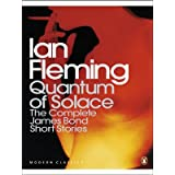 Quantum of Solace (B format): The complete James Bond short stories (Complete Bond Short Stories)by Ian Fleming