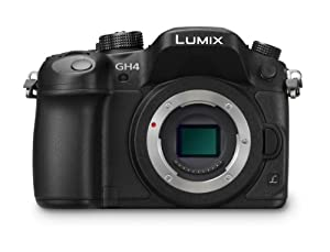 Panasonic LUMIX DMC-GH4KBODY 16.05MP Digital Single Lens Mirrorless Camera with 4K Cinematic Video (Body Only)