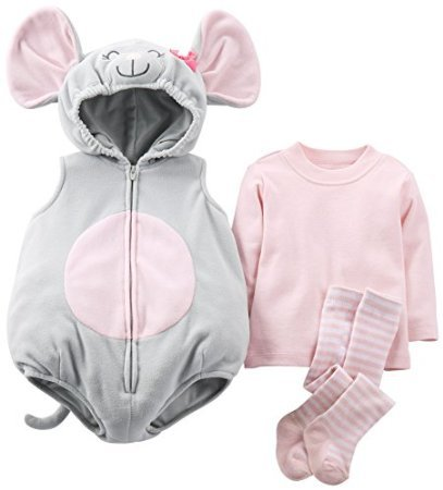 Carter'S Baby Girls' Halloween Costume (Baby) - Mouse - 18 Months front-978501