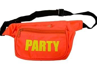 Neon Fanny Pack (Neon Orange)