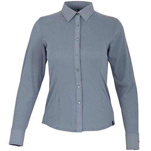 "'Mascot camicia da donna ""Mykonos, 1pezzi, XL, blu/grigio, 50367-863-180Flash XL"