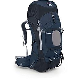 Osprey Aether 70 hiking bag L blue