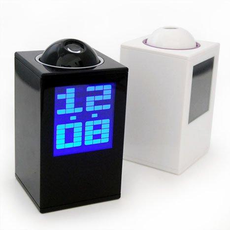 projection heure au plafond pas cher. Black Bedroom Furniture Sets. Home Design Ideas