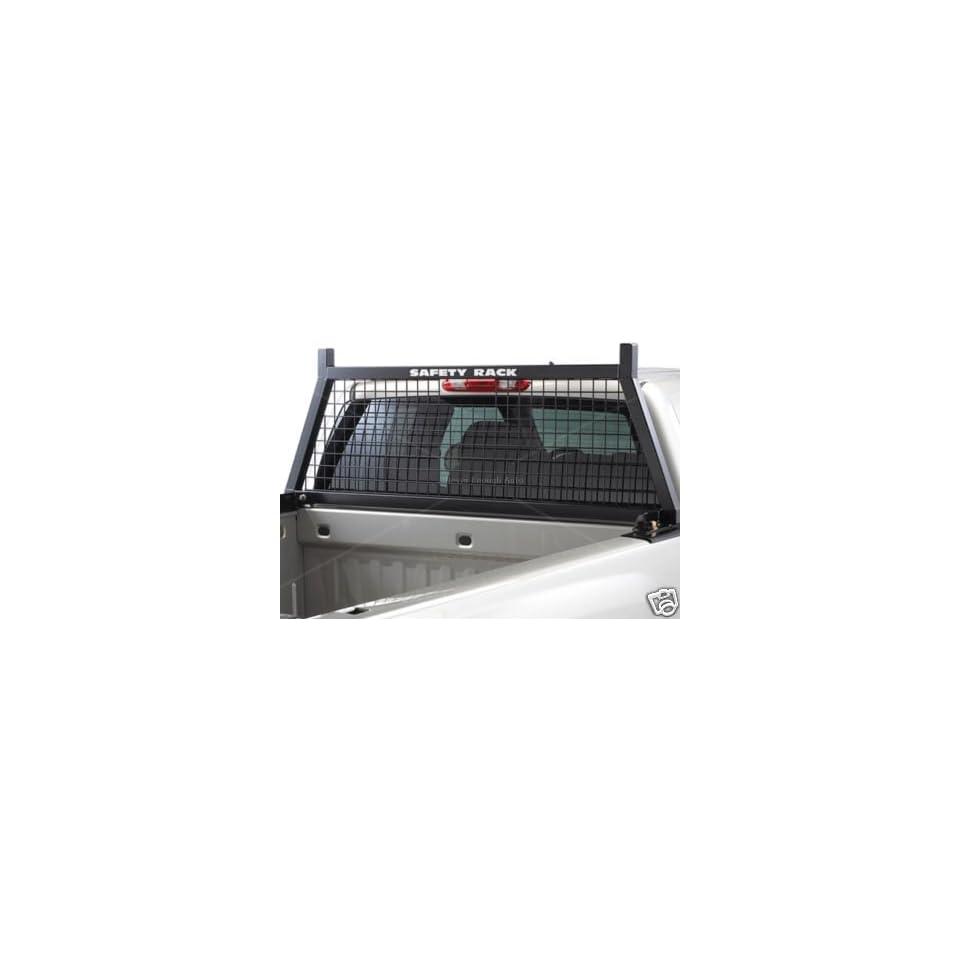 BackRack Safety Rack 10300 Frame + 30201 Brackets (Black)