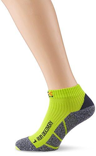 x-socks-erwachsene-funktionssocken-run-discovery-new-green-lime-grey-mouline-45-47-x100013