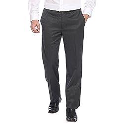 Raymond Dark Grey Trouser