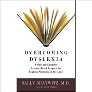Overcoming Dyslexia Audiobook