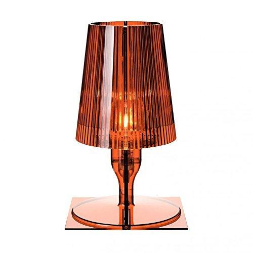 kartell 9050b4 take abat jour colore trasparente ebay. Black Bedroom Furniture Sets. Home Design Ideas