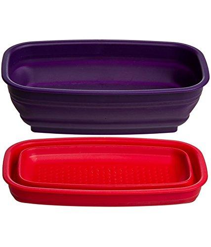Progressive Prep Works - Berry Colander (Red or Purple, Selected at Random) (Progressive Care Unit compare prices)
